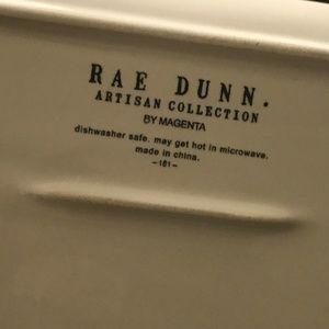 Rae Dunn Kitchen - 🎈🎈Rae Dunn THANKFUL Butter Dish Tray Brand New